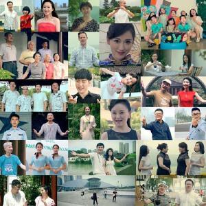 最美杭州合唱团