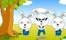 江南Style 儿童动画Flash