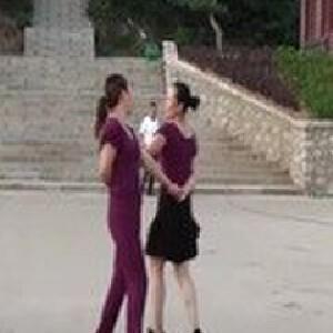 健身舞:想着你亲爱的