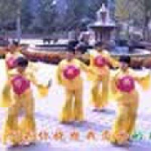 基督教广场舞爱主一回基督教舞蹈视频