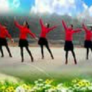 鄂州益馨广场舞 今年最特别 编舞格格