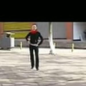 落叶广场舞美了美了 广场舞16步教学