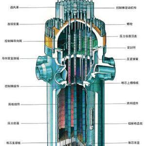 反应堆照片