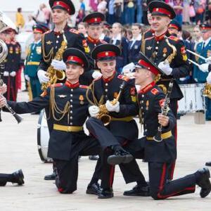 俄罗斯军乐团
